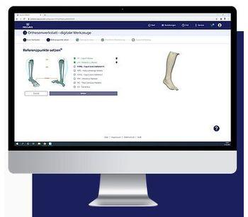 Mecuris - 3D Correction Scanning Software