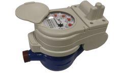 SECK - Model LoRaWAN - Intelligent Water Meter System