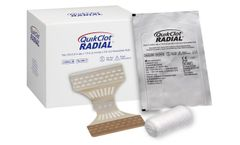 QuikClot Radial - Bleeding Control Solution