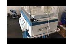 Baby Incubator - nice Neotech - Video