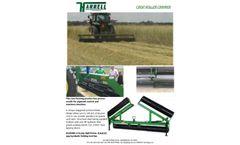 Harrell - Crop Roller Crimper - Brochure