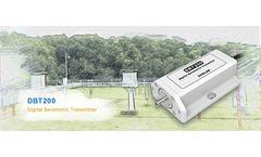 ZOGLAB - Model DBT200 - Digital Barometric Pressure Sensor