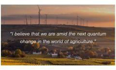 Agriculture`s Quantum Change: Precision Farming