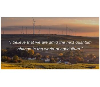 Agriculture's Quantum Change: Precision Farming