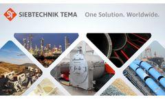 One Solution. Worldwide. - Siebtechnik Tema  - Video
