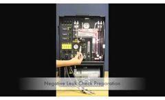 Clean Air Engineering- Isokinetic Sampling Console Leak Check Procedure Video