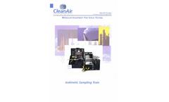 CleanAir - Isokinetic System Brochure
