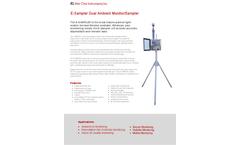 Met One E-Sampler - Dust Meter and Collector Brochure