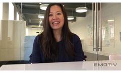 The EPOC+ and EPOC X Journey: Interview with EMOTIV's CEO, Tan Le - Video