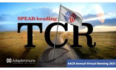 AACR Annual Virtual Meeting 2021 - Focus on our SURPASS and ADP-A2AFP trials - Video