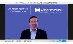 Adaptimmune Presentation at 39th Annual J.P. Morgan Healthcare Conference - Video