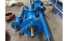 Spare Parts for 65QV-SP, 100RV-SP, 150SV-SP Vertical Slurry Pumps