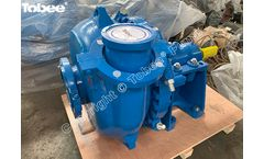 Tobee 6/4D-G Gravel Sand Pump for Tunneling