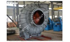 Tobee - Model FGD- TL(R) - Limestone Slurry Pump
