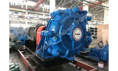 Tobee - Model 6/4F-HH - High Head Slurry Pump