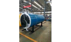 Mingshuo - High Thermal Efficiency Biogas Boiler for Water Heating