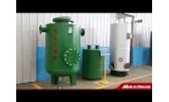 Biogas & desulfurization systems supplier Mingshuo New Energy - Video