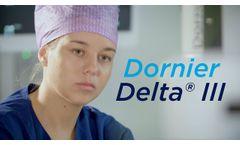 An ESWL Team Head talks about the Dornier Delta- III- Video