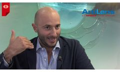 Artisan Aphakia in practice, an interview with dr Matteo Forlini. - Video