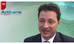 An Interview with Dr Vinícius Ghanem about ArtiLens - Video
