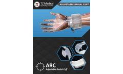TZ-Medical - Adjustable Radial Cuff (ARC) - Brochure