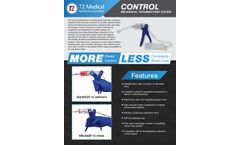 TZ-Medical - Control Mechanical Thrombectomy System - Brochure