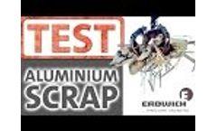 SHREDDING TEST | Aluminium Scrap