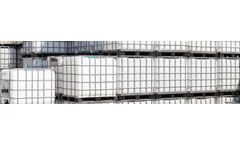 Shredders and crushers for Plastic barrels and containers (IBCs) sector