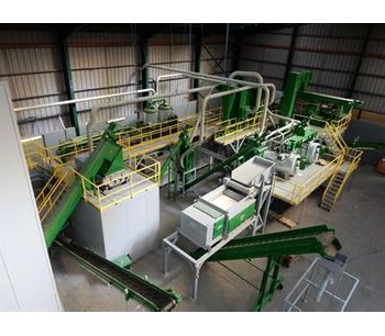 Shredders and crushers for refrigerator recycling - Waste and Recycling - Material Recycling