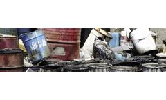 Shredders and crushers for special waste recycling sector