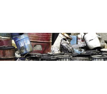 Shredders and crushers for special waste recycling sector - Waste and Recycling - Hazardous Waste