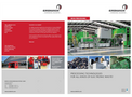 System for Electronic Scrap Recycling - Brochure