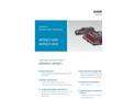Erdwich M700/1-600 & M700/1-900 Single Shaft Shredder - Datasheets