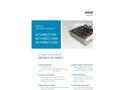 Erdwich M/H480/2-750 - M/H480/2-1000 - M/H480/2-1250 Two Shaft Shredder Data Sheets