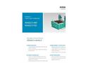 Erdwich M465/3 480 - M465/3 720 Three Shaft Shredder Data Sheets
