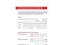 Questionnaire Refrigerators - Brochure
