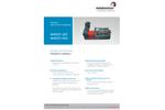 Erdwich M400/1 Single-Shaft Shredder Brochure