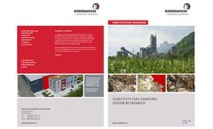 Substitute Fuel Processing – Brochure
