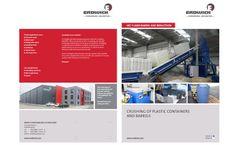 IBCs and Barrel Size Reduction - Brochure