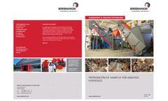 Laboratory & Analysis Technology - Brochure