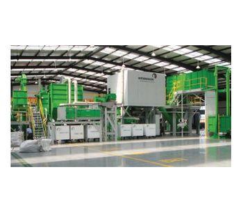 Erdwich - Refrigerator Recycling Systems
