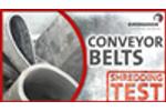 SHREDDING TEST | Conveyor Belts - RM1350 | Erdwich Zerkleinerungssysteme GmbH