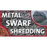 METAL SWARF SHREDDING | Metallspäne zerkleinern mit Erdwich Zerkleinerungssysteme GmbH