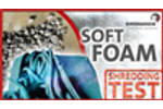 SHREDDING TEST | SOFT FOAM  | 3-shaft