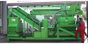 Two Mobile Shredding Plant