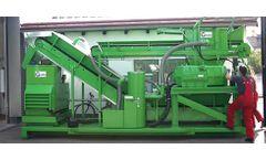 Erdwich - Two Mobile Shredding Plant