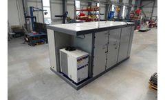 Erdwich - Model KAA100 - Refrigerant Extraction System