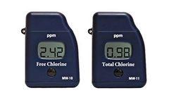 Model MW line - Pocket Chlorine Photometers
