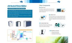 Blueway - Air Cooled Water Chiller - Brochure