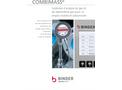 COMBIMASS® Systèmes d'analyse et de débitmétrie biogaz  - FR
